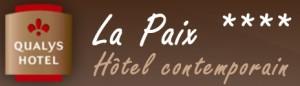 hotel paix logo